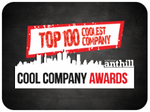 Social Property Selling Top 100 Anthill Magazine cool company awards 2013-1