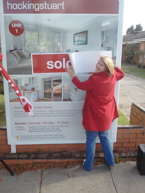 Wendy Chamberlain of Social Property Selling - SOLD!