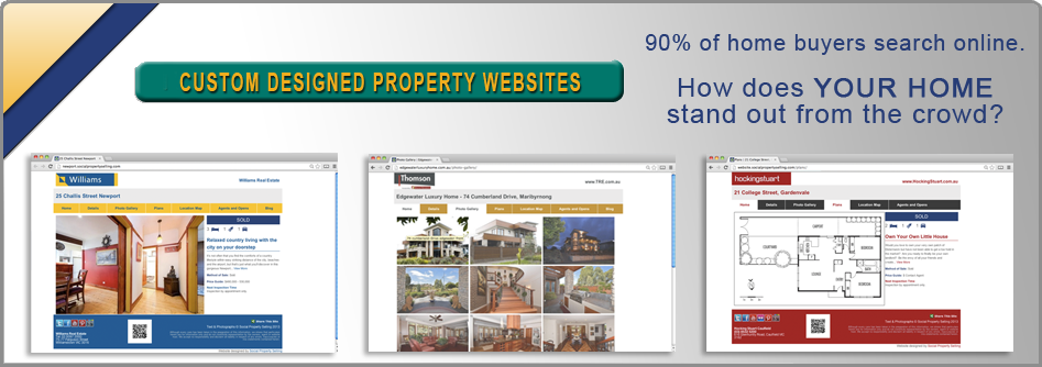 individual real estate websites to get you listings with Social Property Selling