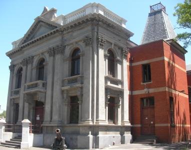 Kensington Town Hall, Kensington suburb Victoria