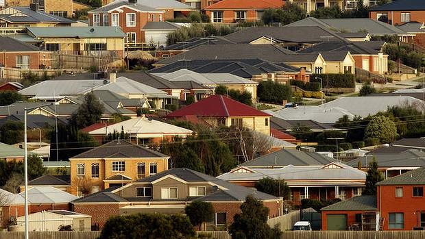Melbourne housing market