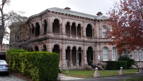 Mansion in Elwood Victoria