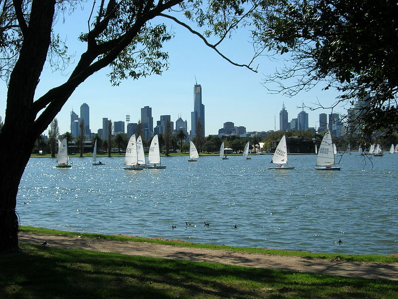 Albert-Park-Lake