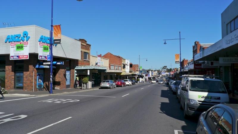 Ivanhoe suburb