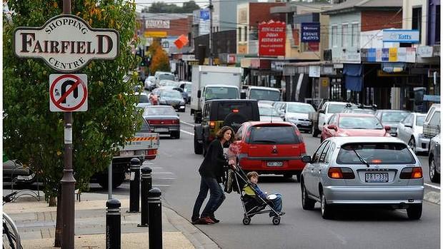Station Street Fairfield