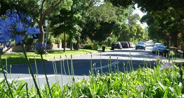 Eaglemont leafy streets