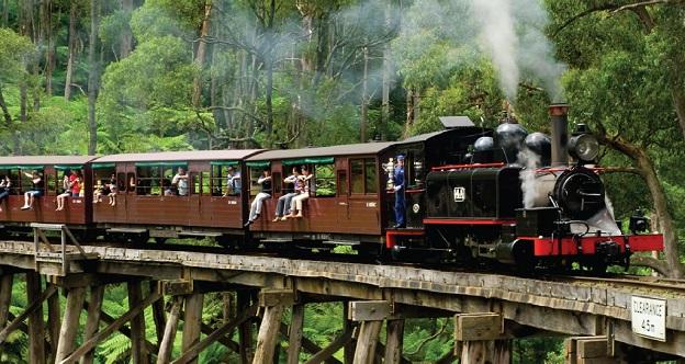 Belgrave Puffing Railway