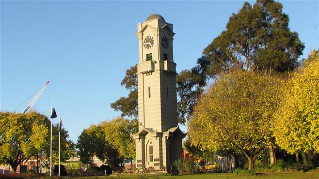 Ringwood suburb