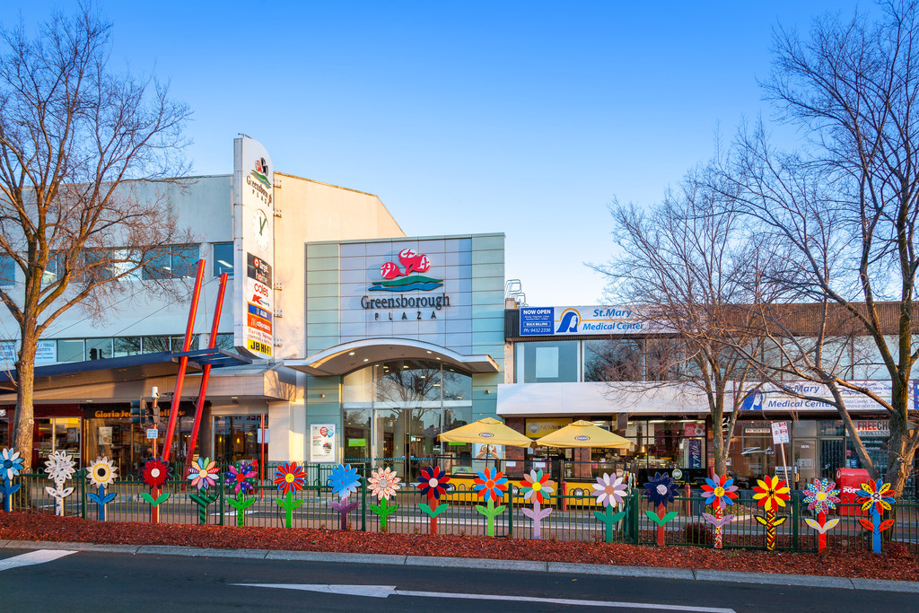 Greensborough-Plaza
