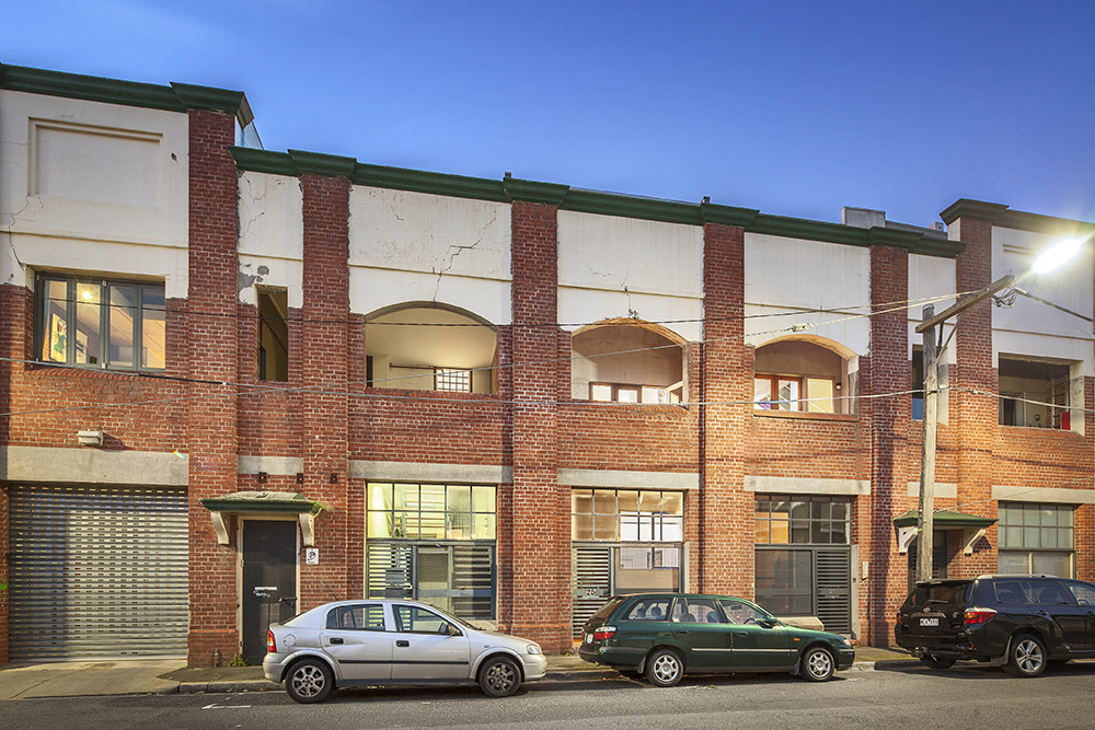 iconic richmond warehouse for sale
